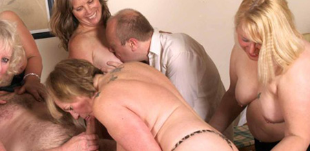 Adult swinger party