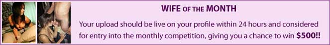 Wife Of The Month